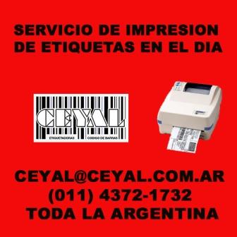 Constitución Capfed Arg Etiquetas auto adhesiva para imprimir codigo - Date/lote