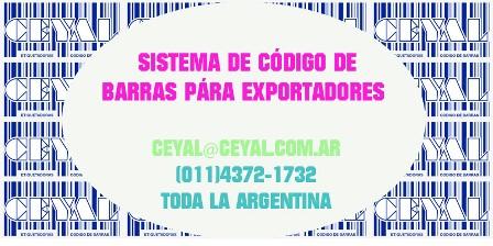 Requerimientos de etiquetado productos ecologicos, envios a toda argentina