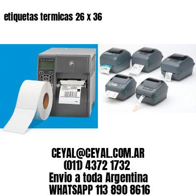 etiquetas termicas 26 x 36