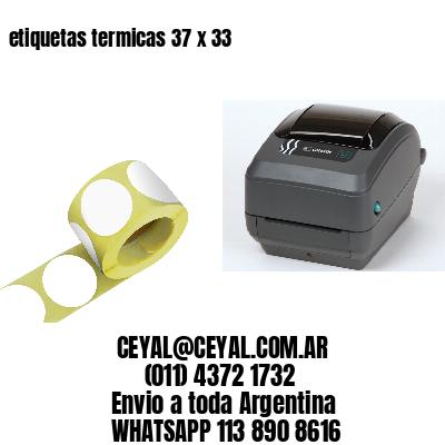 etiquetas termicas 37 x 33