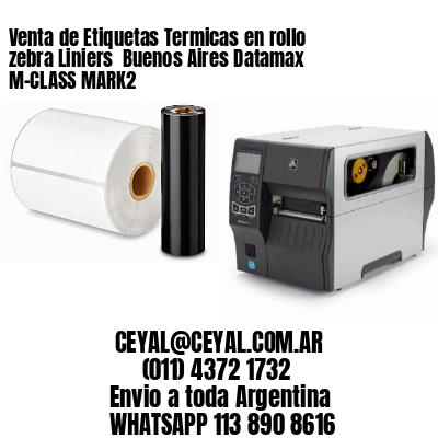 Venta de Etiquetas Termicas en rollo zebra Liniers  Buenos Aires Datamax M-CLASS MARK2