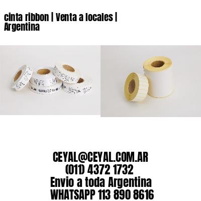 cinta ribbon | Venta a locales | Argentina